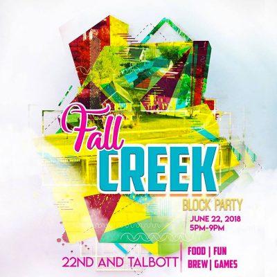 FallCreek Block Party