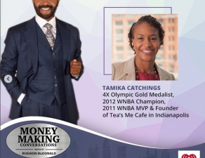 Money Making Conversations Tea's Me Cafe