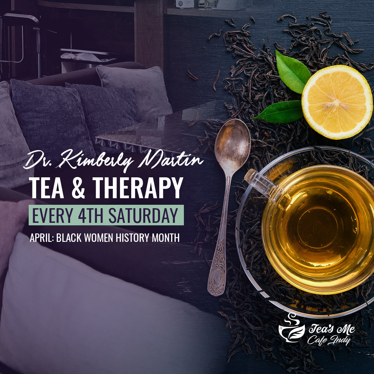 Tea and Therapy