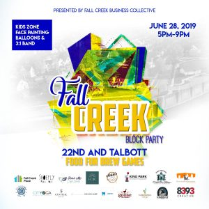 Fall Creek Block Party