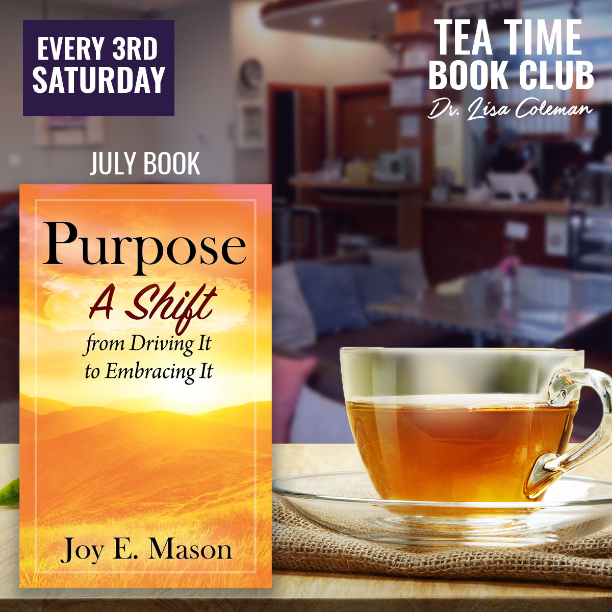 Tea Time Book Club