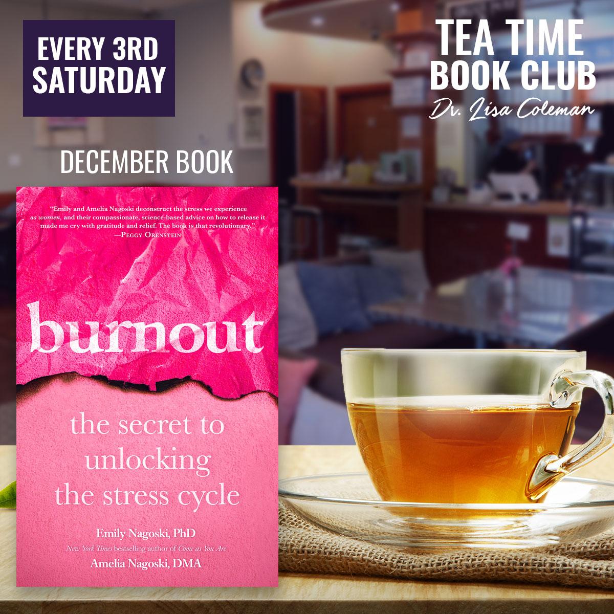 Tea's Me Book Club