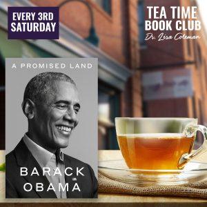 Tea's Me Cafe Book Club