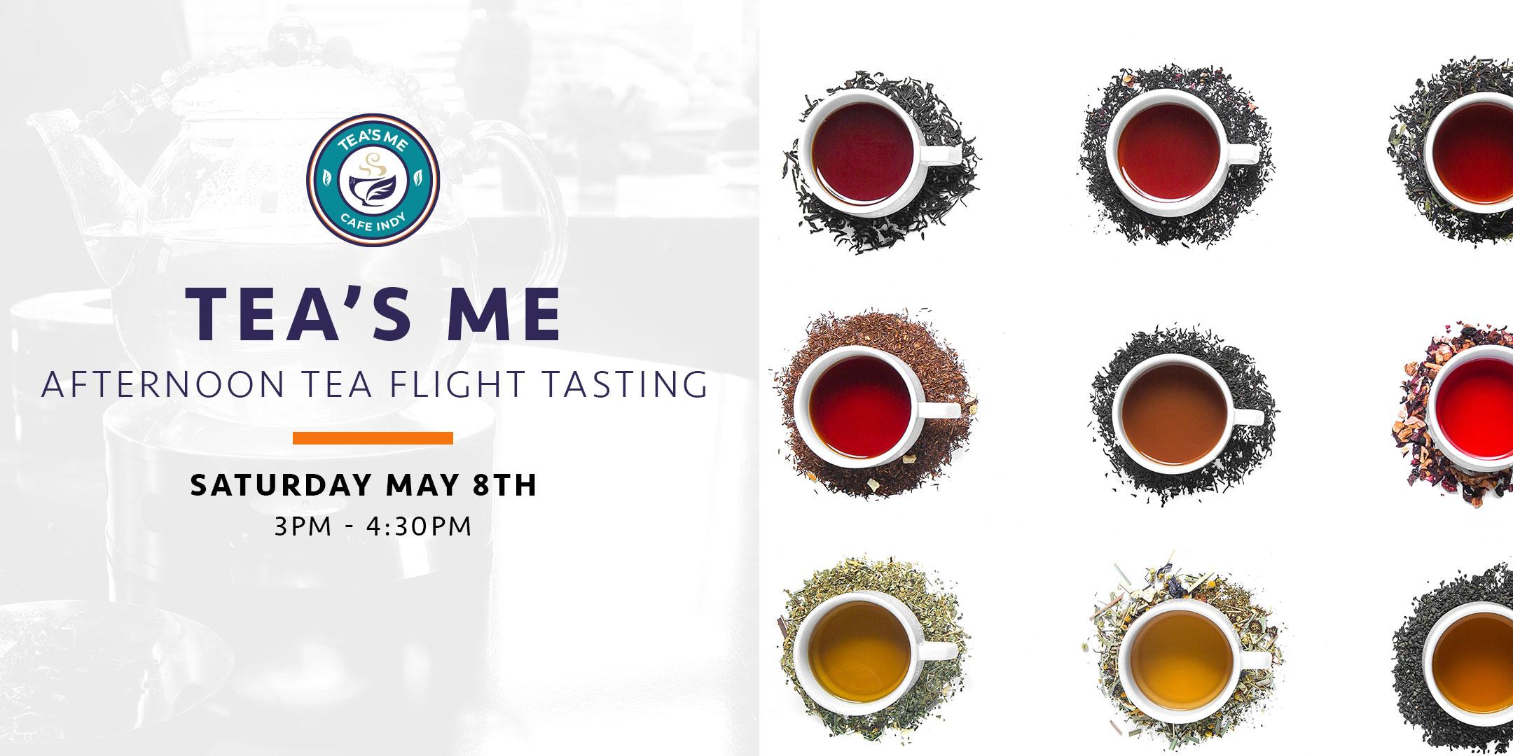 Tea Flights Mother's Day